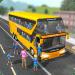 gerçek okul otobüsü sürüş
