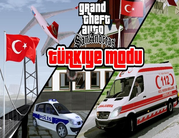 Gta TÜRK City
