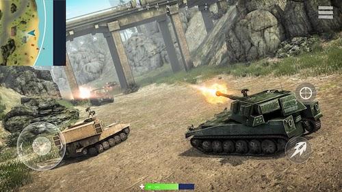 Tank Battlegrounds
