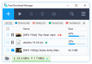 Free Download Manager 5.1 - Free Download Manager