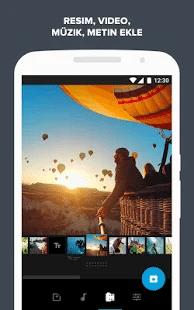Quik – Müzikli fotoğraf için GoPro video editörü