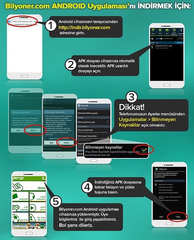 bilyonerdetay - Bilyoner mobile