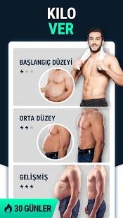 Erkekler için Kilo Verme Egzersizleri
