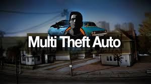 MTA – Multi Theft Auto San Andreas