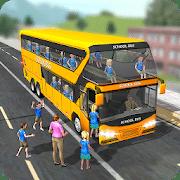 indir 14 - Gerçek Okul Otobüsü Sürüş