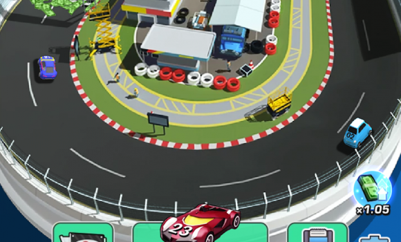 Idle Car Racing