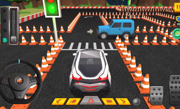 Car Parking 3D Pro